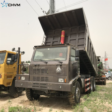 Tipper Dump Truck with HYVA Hoist System