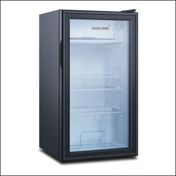 Mini Beverage Display Upright Cooler Showcase