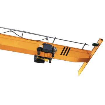 Euro type 15ton single girder overhead crane price