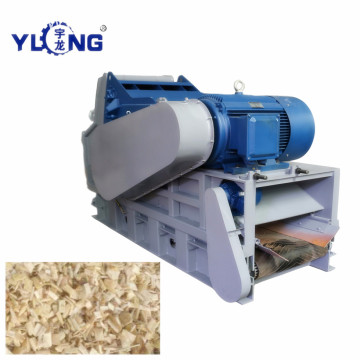 Biomass Wood Logs Chipping Machine