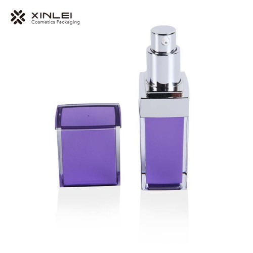 30 ml Squared shaped lotion bottle