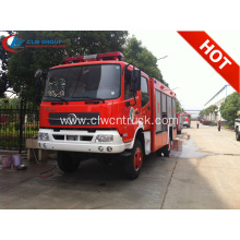 2019 New DONGFENG 6000litres forest firefighting truck