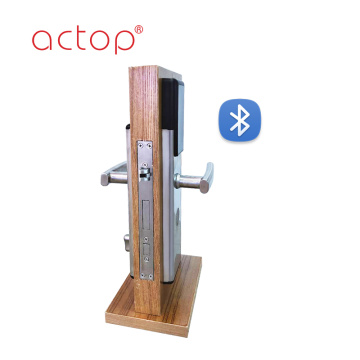 smart hotel bluetooth door lock