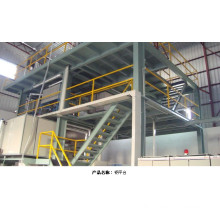 Single Beam pp spunbond nonwoven fabric machine