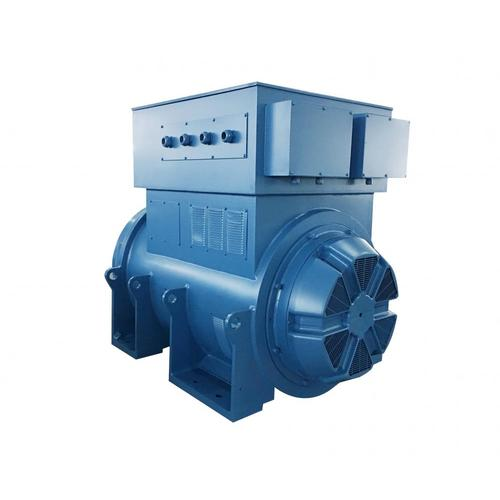 High Voltage 10.5KV Standard AC Generators Diesel