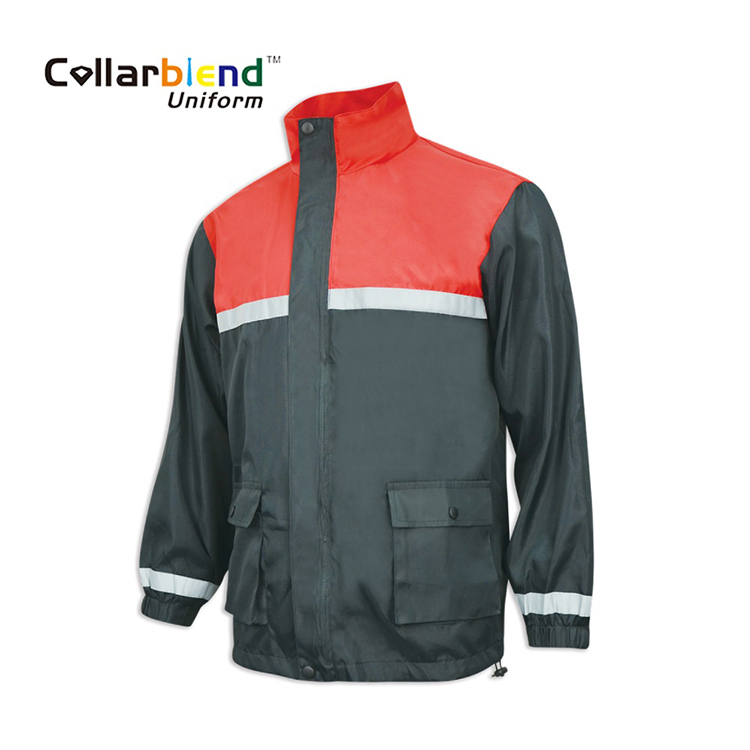 OEM winter coat workwear reflective fashion jacket