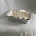 Food Grade Aluminium Foil Container With Lid