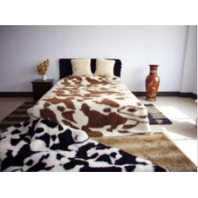 Jacquard Camel Wool Mattress