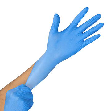 Disposable pure nitrile gloves non-sterile