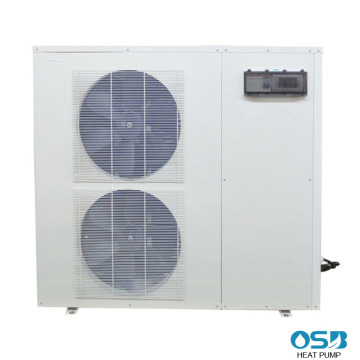 Advanced inverter heat pump for under floor heating