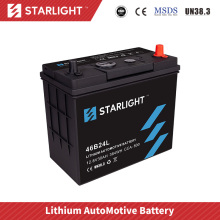 12V 46B24L Lithium Battery For Car Audio