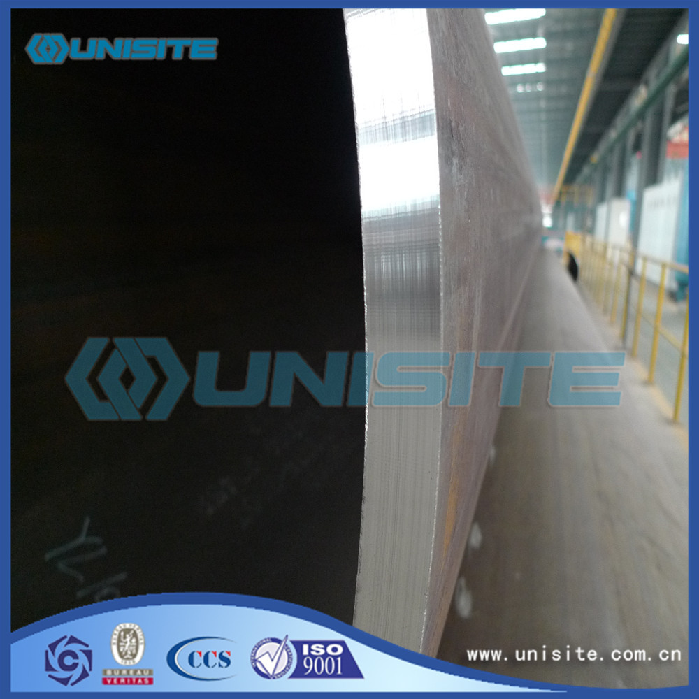Steel Longitudinal Welded Round Pipe