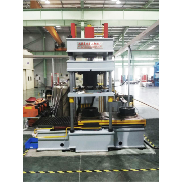 Motor Stator Core Cleating Machine 100 tons