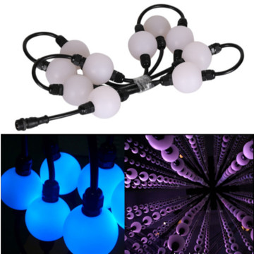 Christmas IP65 RGB LED Ball Waterproof