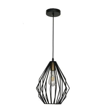 Modern iron hanging lamp