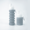 20Oz Leak Proof Twist Cap Collapsible Water Bottle