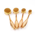 10pcs Zahnbürste Make-up Pinsel Set