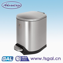 Stainless Steel Sanitary bin
