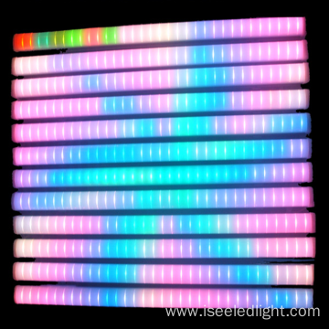 DMX RGB color led linear lighting