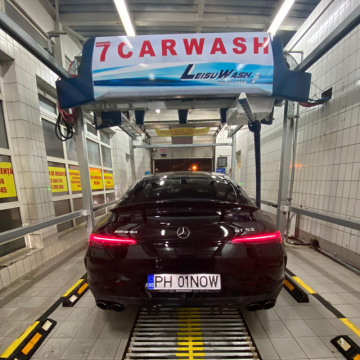 Leisuwash 360 automatic car wash equipment manufacturers
