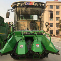 self-propelled combine harvester maize/ corn 3 rows