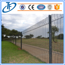 High Security 358 Fence with Y Profile Post