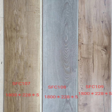 Rigid plank Waterproof Vinyl SPC Flooring