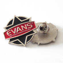 Custom Soft Enamel Metal Pin Badge