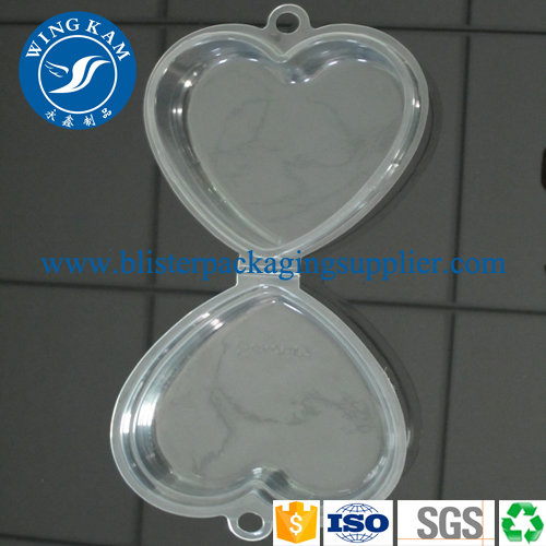 Quality LOGO Blister Clamshell