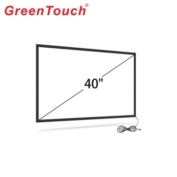 Fast Response 40 Inch Infrared Touch Frame