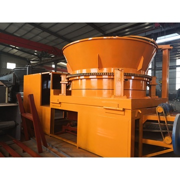 Low power  high efficiency Disc-type sawdust machine