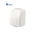 Lightweight white hand dryer for restaurant