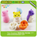 promotion hamster animal toy eraser for kid