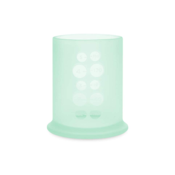 Custom 100% Silicone Training Cup for Baby Toddler