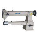 Long Arm Cylinder Bed Compound Feed Walking Foot Heavy Duty Leather Sewing Machine