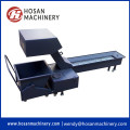 chain plate conveyor hinged belt chip conveyor