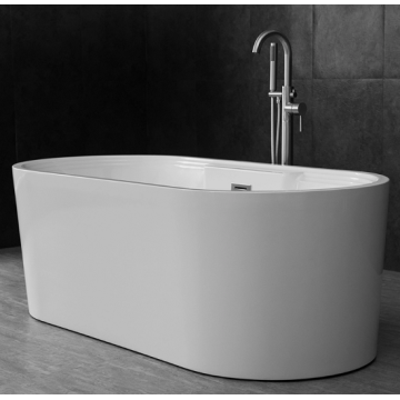 Eco-friendly Human Mechanics Design Freestanding Bathtub tub