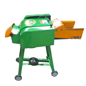 Grass Straw Shredder Straw Bale Shredder