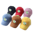 Kinder Cord Cartoon Dinosaurier Baseball Cap
