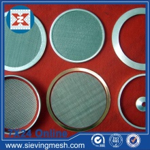 Stainless steel filter mesh for food