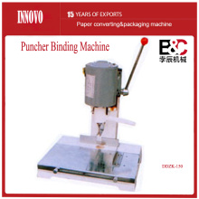 Electric Punching and Binding Machine