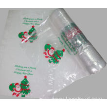 Plain Clear Continious Bag