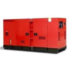 Soundproof Diesel Generator 80kw Cummins Engine
