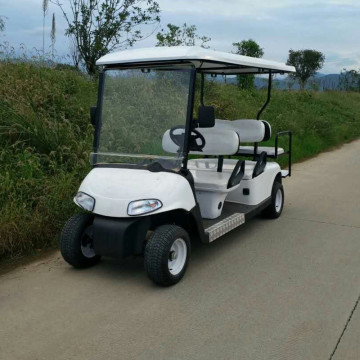 factory prices 6 seater electric golf car