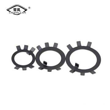 DIN 70952 Tab washers for slotted round nuts