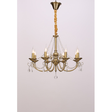 American Style Elegant dining room Iron Chandelier