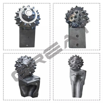 HDD hole opener roller cone cutters