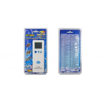 Air conditioner universal remote controller KT-1000
