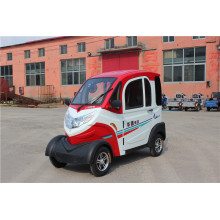 4 Seater Full Enclosure Electric Car