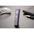 8GB Digital Voice Recorder Mini Metal One Key Recording Pen Audio Recorder for Study Noise Reduction Music MP3 Player